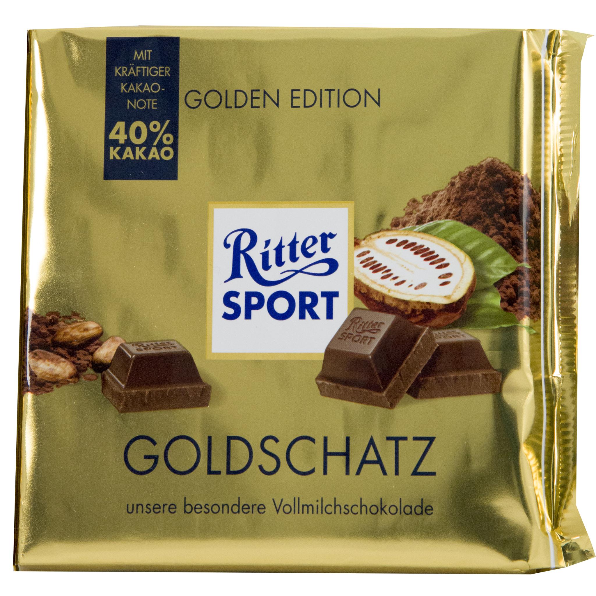 Golden ritter sport peanuts xxl Ritter Sport